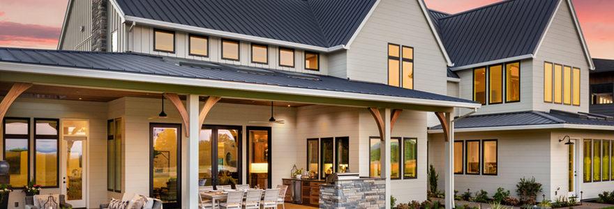 Choisir le style de sa maison